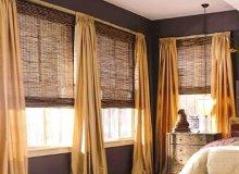 Рулонные шторы для окон на солнечной стороне.
