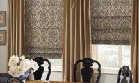 Римские шторы для окна