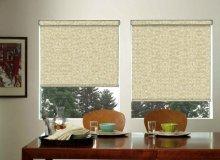 Как подобрать рулонные шторы для кухни