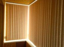 Жалюзи и рулонные шторы для балкона