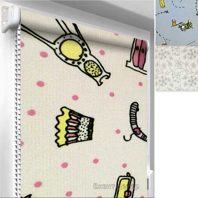 Ткань с рисунком:  5360 - 1, 5360 - 2, Print 01
