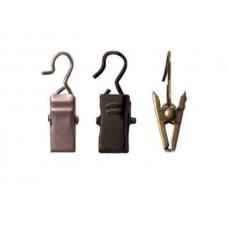 Зажим-прищепка KP-001 металлический