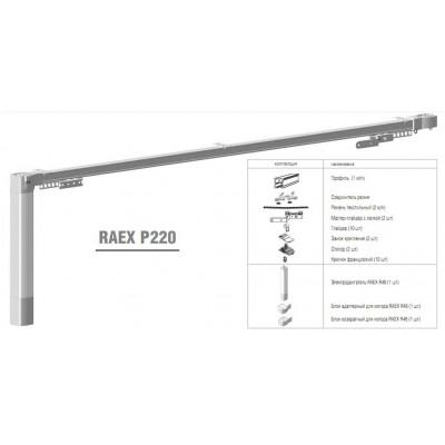 Купить электрокарниз RAEX P22