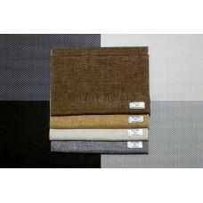 Римская штора ткань Лён FINE
