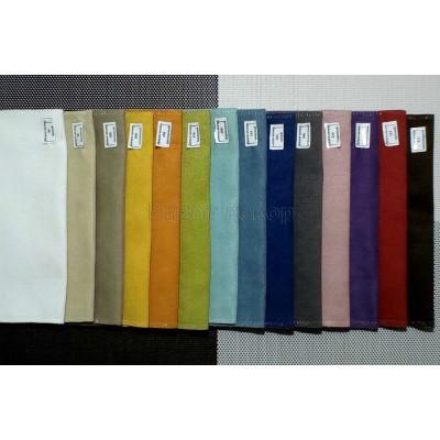 Римская штора ткань Джуси велюр