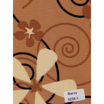 Ткань с рисунком:  Barvy