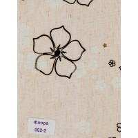 Ткань с рисунком: Флора