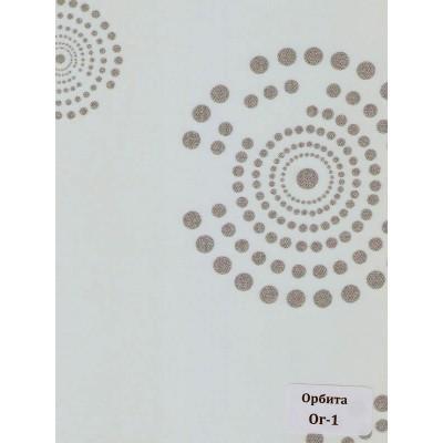 Ткань с рисунком: Орбита