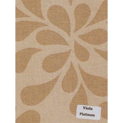 Ткань с рисунком: Astra, Viola, Цветок